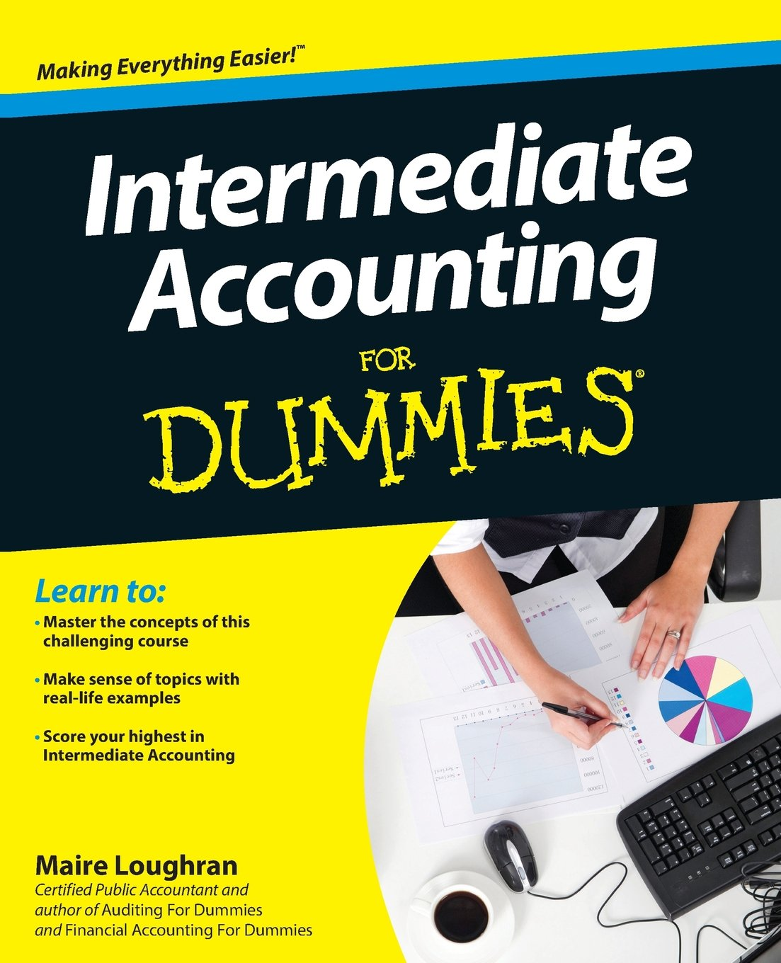 Image OfIntermediate Accounting For Dummies