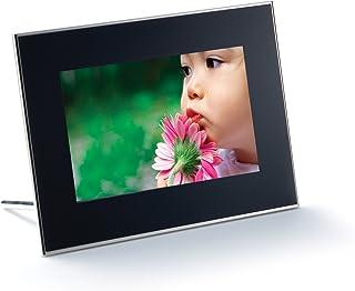 FUJIFILM デジタルフォトフレーム 8.5インチ 内蔵メモリー2GB 解像度800×480 ブラック DP-850SH