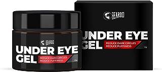 Beardo Under Eye Dark Circle Removal Gel, 12gm