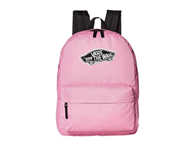 Vans Realm Backpack (Fuchsia/Pink) Backpack Bags