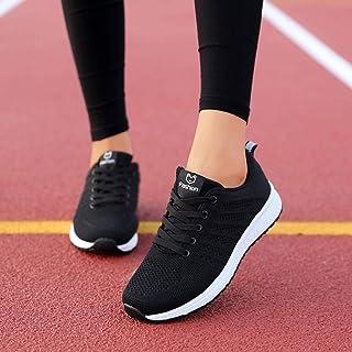 N-B Scarpe Sportive Scarpe da Corsa da Donna Scarpe da Allenamento Scarpe da Jogging Moda all'aperto Scarpe da Ginnastica ...
