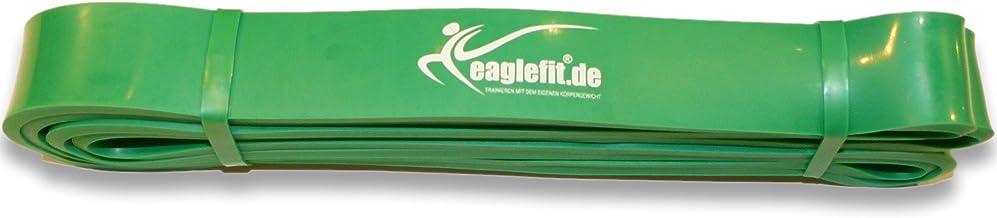 eaglefit Fitnessband van natuurlijk latex, optrekhulp en krachttraining.