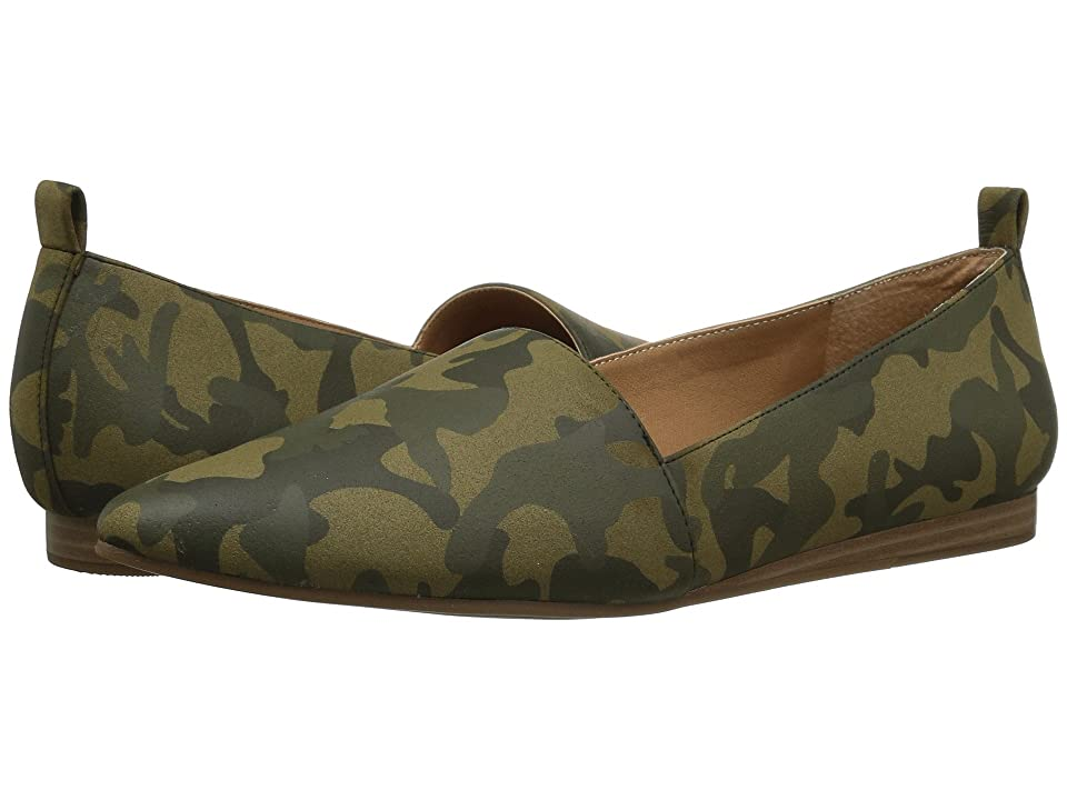 Lucky Brand Beechmer (Military Green) Women