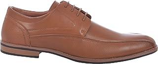 D555 Duke Vance - Zapatos Formales para Hombre (Talla King)