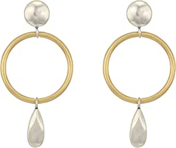 Lucky Brand - Circle Earrings