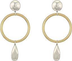 Lucky Brand - Circle Earrings