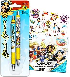 Ink Works IW0016 Wonder Woman Gel Pens