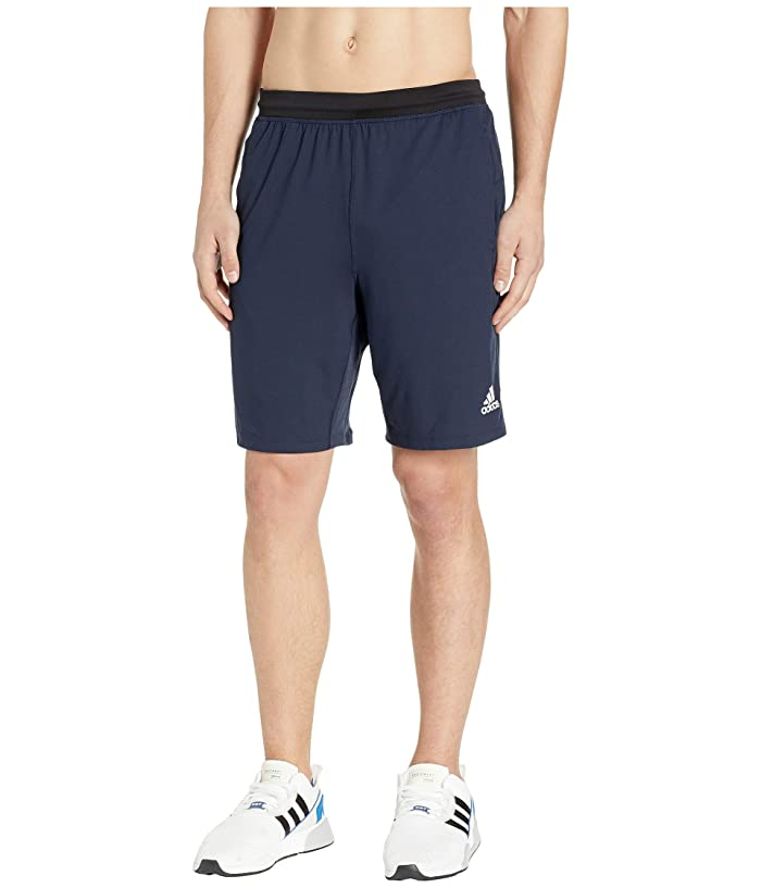 adidas 4KRFT Sport Ultimate 9 Knit Shorts (Legend Ink) Men