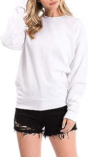 Urban Look Casual Loose Fit Fleece Pullover Sweatshirt