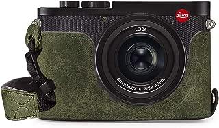 MegaGear MG1721 Leica Q2, M10 Hakiki Deri Kamera Çantası