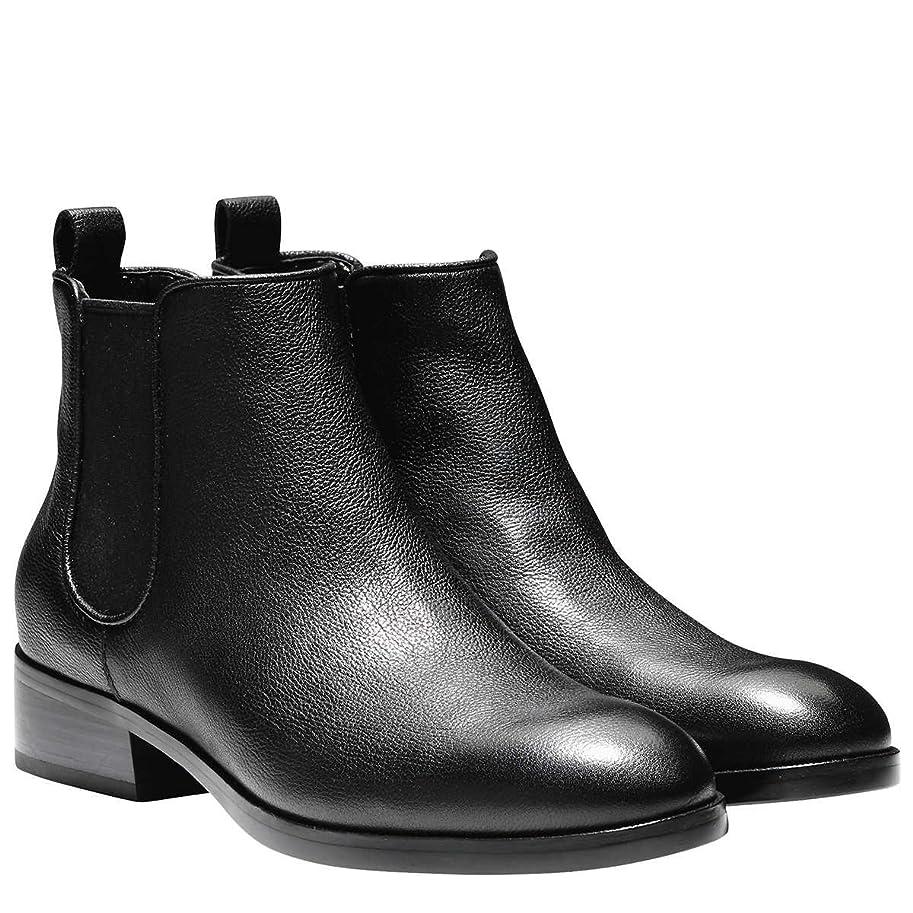 勤勉なフェミニン狐[Cole Haan] コールハーンレディースレザーAlmond Toe Ankle Boot Bootie カラー: ブラック