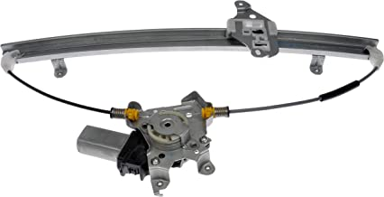 Dorman 741-348 Front Driver Side Power Window Regulator and Motor Assembly for Select Nissan / Suzuki Models