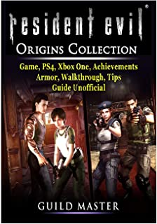 Resident Evil Origins Collection Game, PS4, Xbox One, Achievements, Armor, Walkthrough, Tips, Guide Unofficial