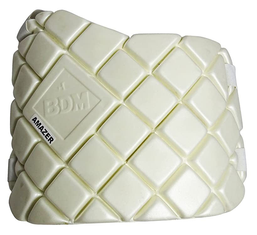 BDM Amazer Cricket Chest Guard Molded Chest Protect Sports Players Protection- Youth Size
