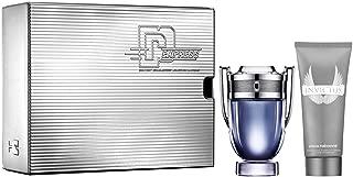 Paco Rabanne Invictus Gift Set - Eau De Toilette Spray + Shower Gel