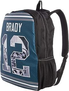 NFLPA Tom Brady #12 Backpack