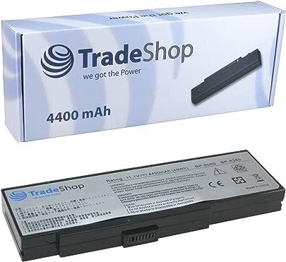Hochleistungs Laptop Notebook Akku 4400mAh ersetzt Akkutyp 442677000001 40006825 BT T3004 001 BT T3007 003 BP-8889 BP-LYN 4000 L6P-CG0511 BP8089 BP8089P BP8089X BP8089X P BP8389 BP8889 BP-CAL Schätzpreis : 19,90 €