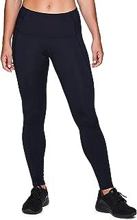Active Women's Fleece Lined Full Length Athletic Training Running Yoga Leggings