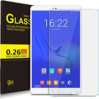 IVSO Screen Protector for CHUWI Hi9 Air Tablet, Tempered-Glass [Scratch-Resistant] [No-Bubble Easy Installation] for CHUWI Hi9 Air Tablet