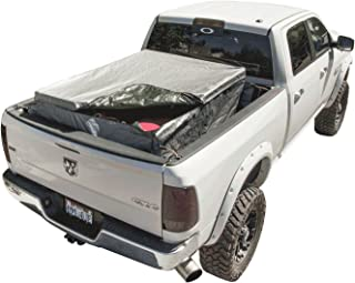 RuffSack Rssilver6 Truck Bed Cargo Bag - 6 Foot - Silver
