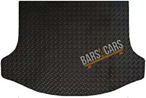 UKB4C Sportage Sept 2010-2015 Fully Tailored Black Car Boot Mat 3mm Rubber Liner