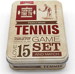 TIDDLYWINKS:TENNIS