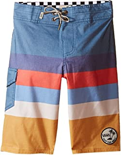 Vans Boys marview Boardshorts, Blue Ashes/Amber Gold、男の子サイズ29