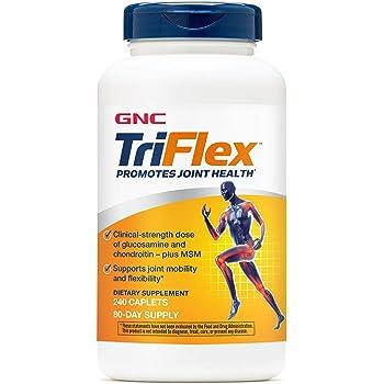 GNC TriFlex Supplement, 240 Tablets, Joint Support