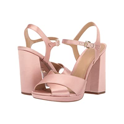MICHAEL Michael Kors Alexia Platform (Soft Pink) Women