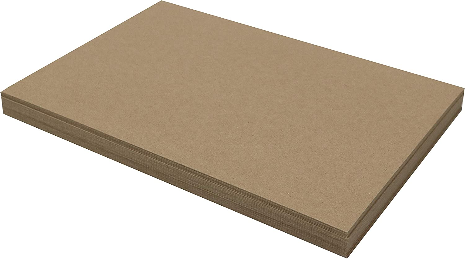 25 Chipboard Max 42% OFF Sheets free 11 x 17 inch Weight Point - 50pt Heavy Bro
