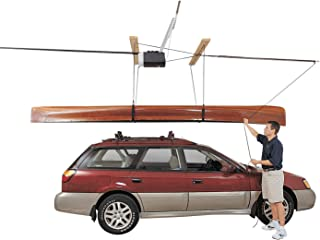 4 Point JEEP System Part No 7803.JEEP 6:1 Mechanical Advantage Harken JEEP Hardtop Garage Storage Ceiling Hoist For 10ft Ceilings up to 145lbs//66kg Max Load