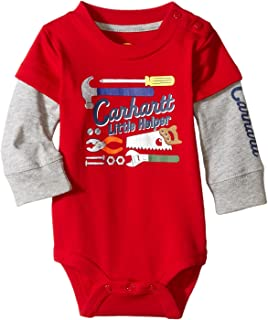 Carhartt Baby Boys' Little Helper Bodyshirt