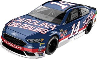 Lionel Racing Clint Bowyer #14 Carolina Ford Dealers Darlington 2017 Ford Fusion 1:64 Scale