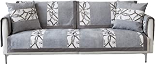 LVGENG Multi-Size Rectangular Chenille Slip Cover for Sofa Slipcovers Furniture Protector for Loveseat, Recliner and Chair