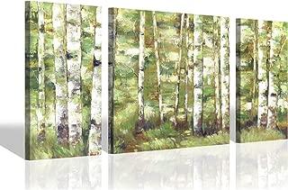 Best birch tree canvas Reviews