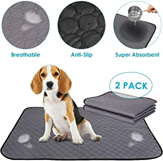 The Fellie Dog Training Pads 50 Pack Pet Traing Pads 60x45cm Waterproof Pets At Home Puppy Training Pads Pet Supplies Dogs