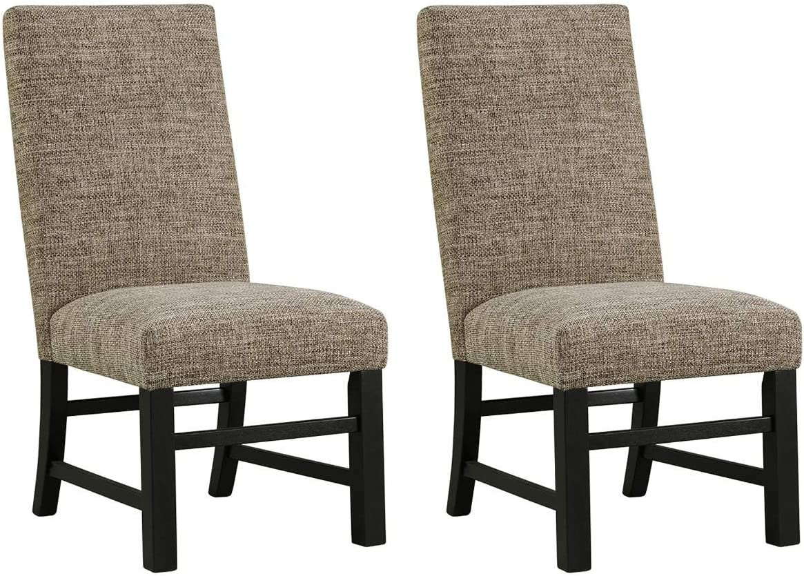Signature Design by Ashley - Sommerford Set Chair Max Credence 41% OFF Dining of 2