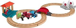 Thomas & Friends Fisher-Price Wood, Racing Figure-8 Set
