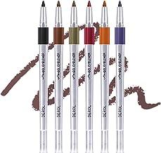 Sponsored Ad - 1Pcs Waterproof Colored Eyeliner,Long Lasting Eye liner With Sharpener,Smudge-Resistant Gel Eyeliner Pencil...