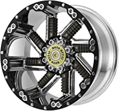 Moto Metal MO979 20x12 Chrome Wheel / Rim 8x6.5 with a -44mm Offset and a 125.50 Hub Bore. Partnumber MO97921280244N