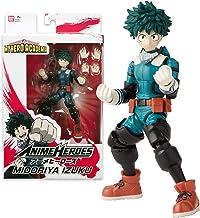 Anime Heroes - IZUKU Figura de acción My Hero Academia (Bandai 36911)