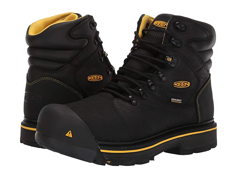 Keen Utility Fort Mac Waterproof (Black) Men