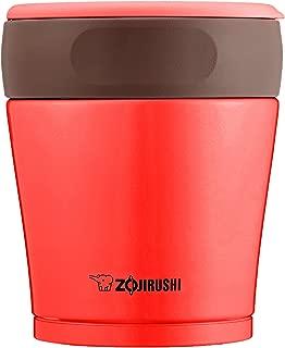 象印マホービン(ZOJIRUSHI) ステンレス 真空 断熱 フード ジャー 弁当 保温 保冷 広口 260ml ベリー SW-GD26-PP