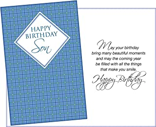 Prime Greetings Happy Birthday Card For Son