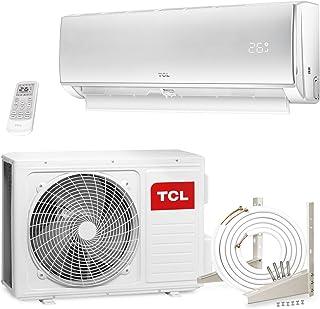 TCL HC 12000 BTU aire acondicionado Split A (3.5 kW, 5m Líneas, Soporte, hasta -15° C, Revestimiento de oro)