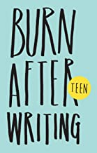 Burn After Writing Teen. New Edition