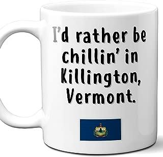 Killington Vermont Coffee Mug Souvenir Gift.
