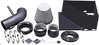 AF Dynamic Black Air Filter Intake Kit 2014-2018 for Dodge Ram 2500 3500 Pickup HEMI 6.4L 6.4 V8