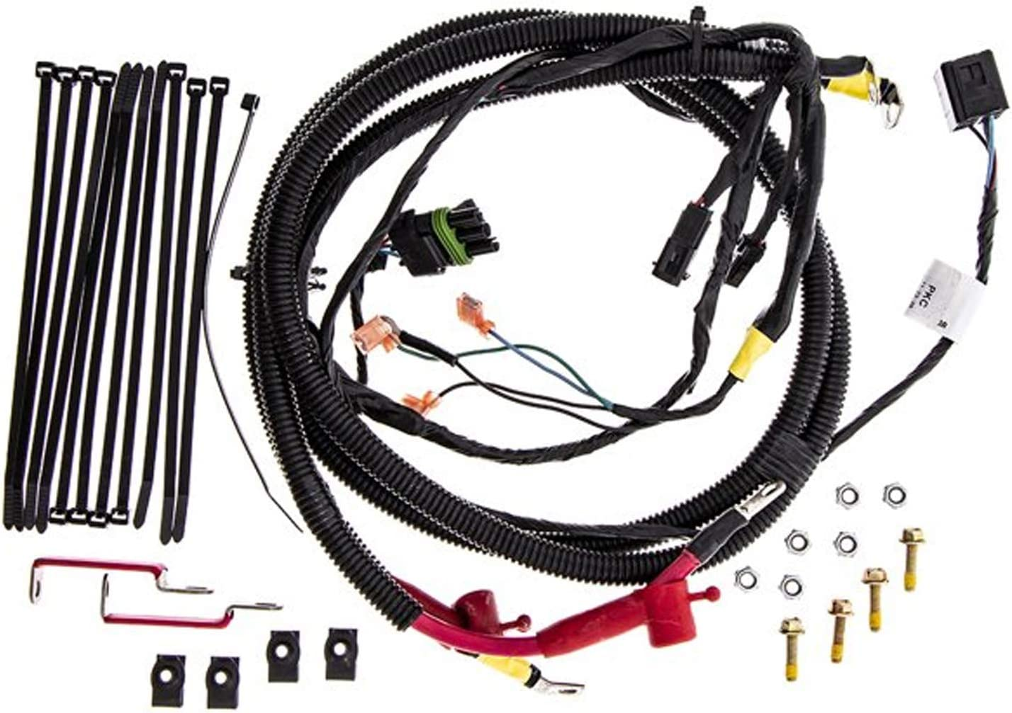 Can-Am New OEM Wiring Columbus Mall Ur favorite Harness_Winch Kit 715007078