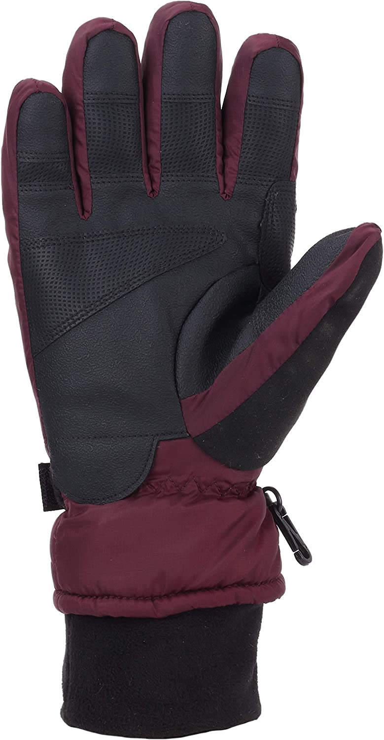 Carhartt Womens Quilts Insulated Breathable Glove with Waterproof Wicking Insert
